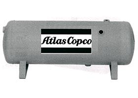 Druckluftkessel von Atlas Copco