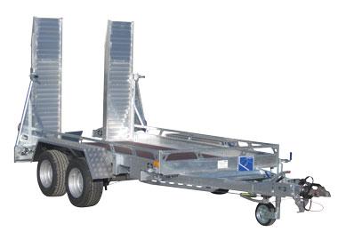 Transportanhänger PKW-Anhänger Schmid
